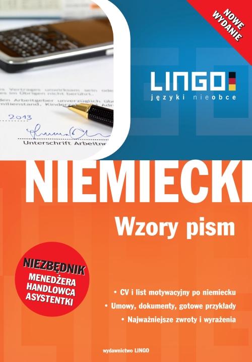 Lingo_Niemiecki_Wzory pism NW