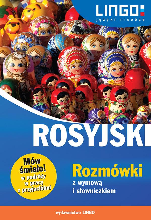 Lingo_Rosyjski_Rozmowki z wymowa i slowniczkiem