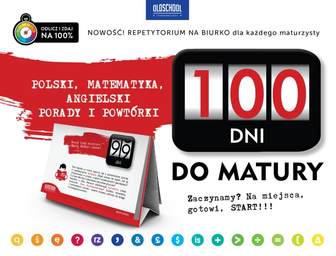 Oldschool_100 dni do matury