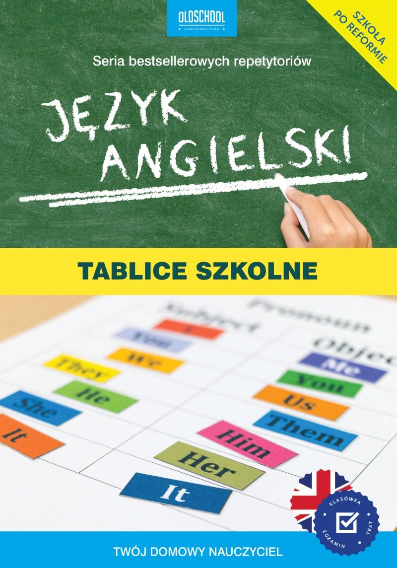 Oldschool_ Jezyk ang_Tablice szkolne